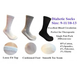 Ladies Diabetic Socks (2)