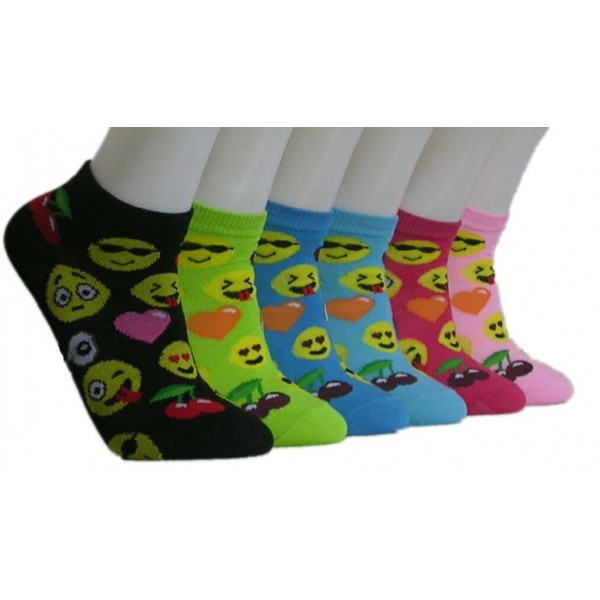 Ladies Lowcut Socks EBA-989