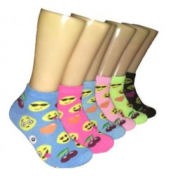 Ladies Low Cut socks (52)