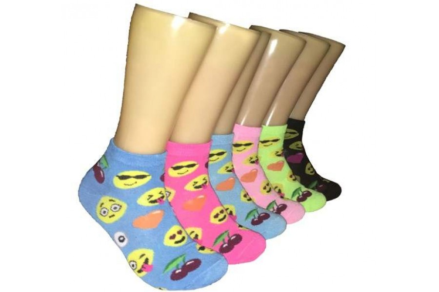 Ladies Low Cut socks