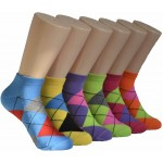 Ladies Lowcut Socks EBA-998