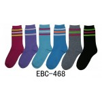 Ladies Crew Socks - EBC-468