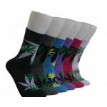 Ladies Crew Socks - EBC-842