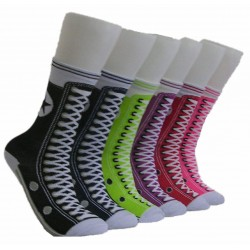 Ladies Crew socks (75)