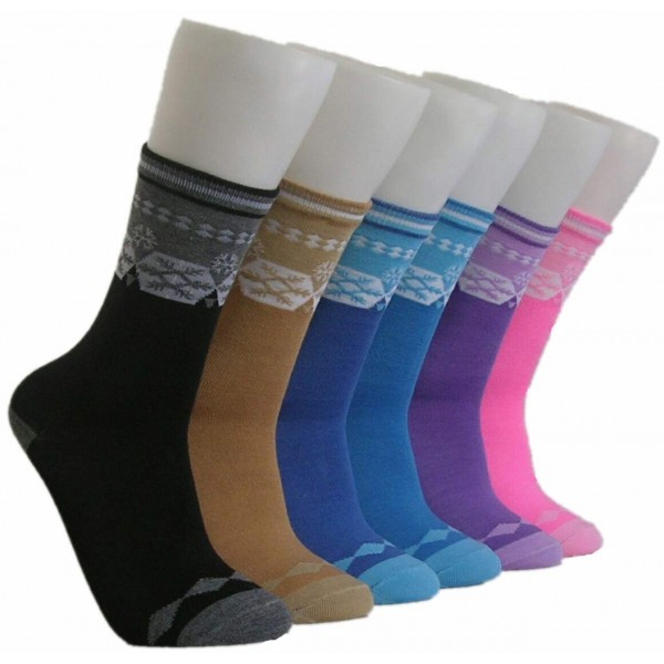 Ladies Crew Socks - EBC-720