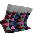 Ladies Crew Socks - EBC-943