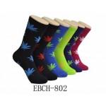 Ladies Crew Socks - EBC-802