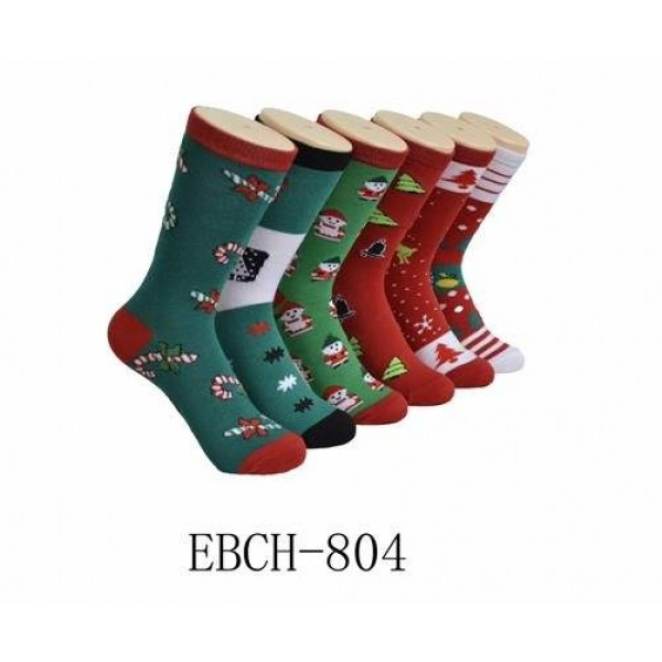 Ladies Crew Socks - EBC-804