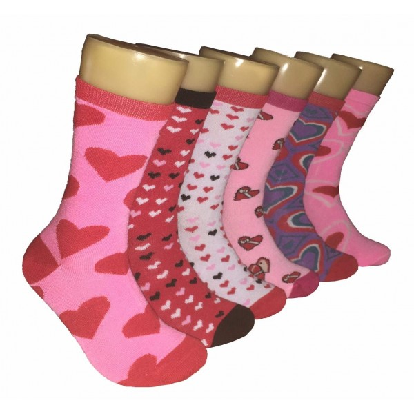 Ladies Crew Socks - EBC-807