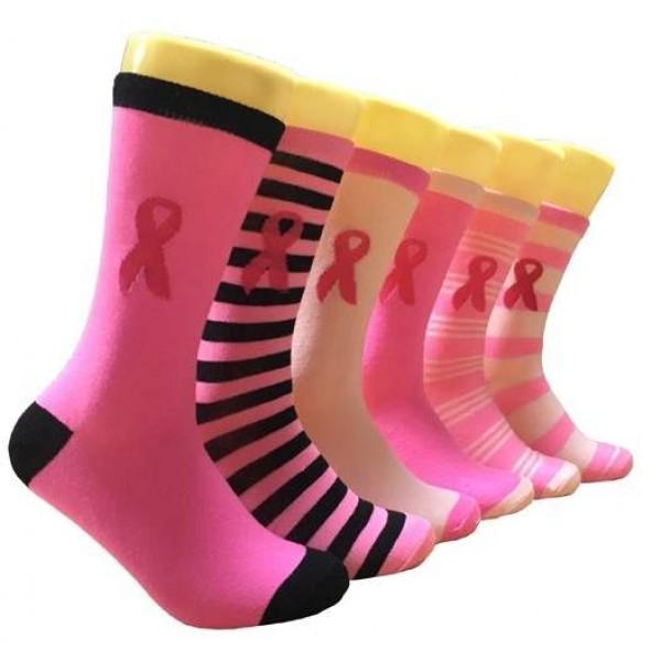 Ladies Crew Socks - EBCY-024