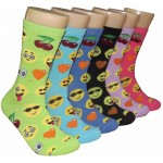 Ladies Crew Socks - EBC-832