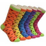 Ladies Crew Socks - EBC-8130