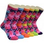 Ladies Crew Socks - EBC-8131