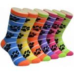 Ladies Crew Socks - EBC-8132