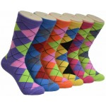 Ladies Crew Socks - EBC-8133