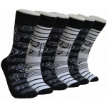 Men's Novelty Socks - EBM-818