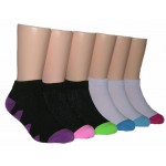 Girls' Low Cut  Socks ,EKAG-6128