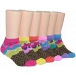 Girls' Low Cut  Socks ,EKAG-6131
