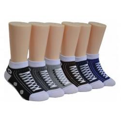 Boy's Low cut socks (24)