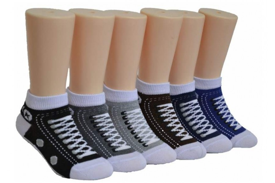 Boy's Low cut socks