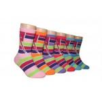 Girls' Crew Socks ,EKCG-6130