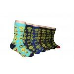 Boys' Crew Socks ,EKCB-6227