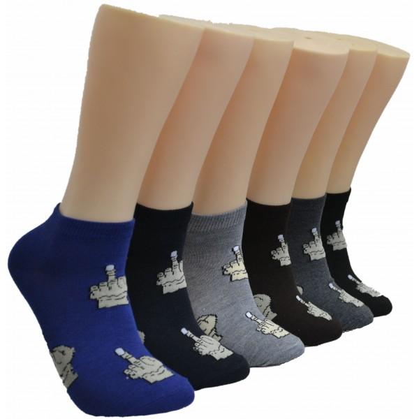 Men's Low cut socks - EMA-917