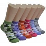 Ladies Lowcut Socks EBA-0108 Single Pair/Pack