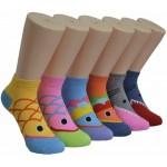 Ladies Lowcut Socks EBA-0109 Single Pair/Pack
