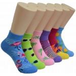 Ladies Lowcut Socks EBA-9106