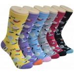 Ladies Crew Socks - EBC-0167