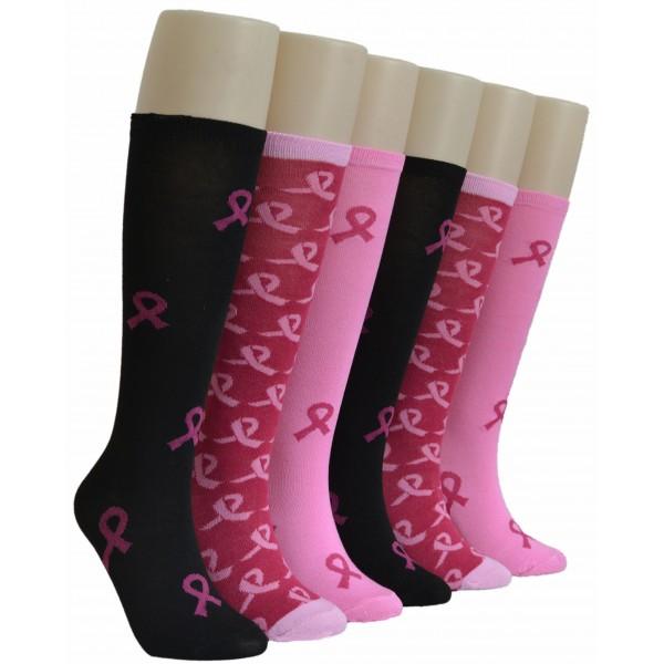 Ladies Knee-high Socks - EBK-812