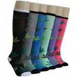 Ladies Knee-high Socks - EBK-814