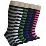 Ladies Knee-high Socks - EBK-816