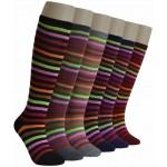 Ladies Knee-high Socks - EBK-817
