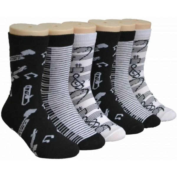 Girls' Crew Socks ,EKCG-0119