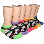 Girls' Low Cut  Socks ,EKAG-6119