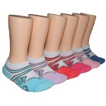 Girls' Low Cut  Socks ,EKAG-6122