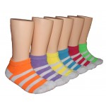 Girls' Low Cut  Socks ,EKAG-6123