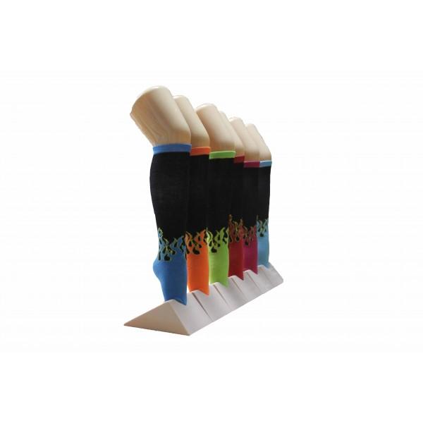 Girl's Knee High Socks - EKKH-604